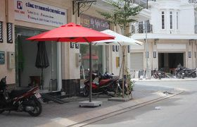 Làm thế nào để ngăn ngừa trộm cắp hoặc phá hủy cây dù che nắng của bạn ?